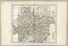 Bayern - Österreich - Kupferstich-Karte-Map - VAUGONDY, Robert de 1791