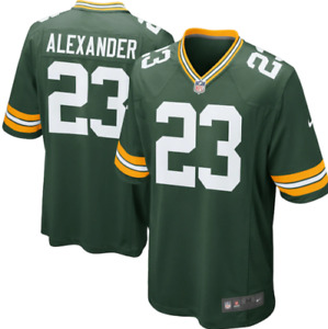 Herren NFL #17 #23 #92 #55 Green Bay Packers American Fußball Trikot Jersey !