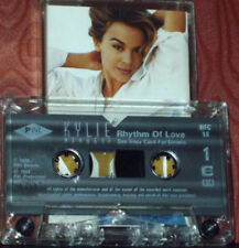 Kylie Minogue Dance & Electronica Music Cassettes