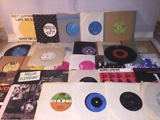 "7"" Records Job Lot #10(full List)"