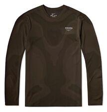 Nike X Undercover Gyakusou Long Sleeve Men's Sweat Map  Top - 743346 260