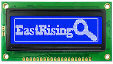 Blue 128x32 12832 Serial SPI Graphic LCD Display Module,Built-in Character ROM