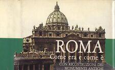 Roma come era e come è