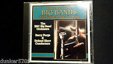 DANCING TO THE BIG  BANDS THE GOLDEN AGE OF SWING CD 1994 11 SONGS MAD-2-2324