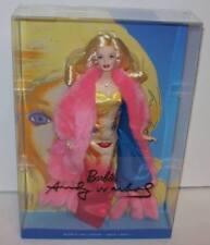 Barbie Collector Gold Label Andy Warhol #3 Fashion Doll DWF57 NEW!