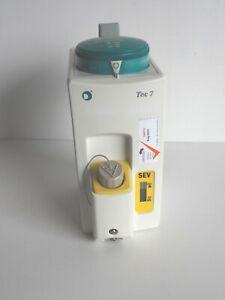Datex Ohmeda Sevoflurane TEC 7 vaporizer recently serviced excellent condition