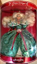 1995 Happy Holidays Barbie Doll MIB Special Edition