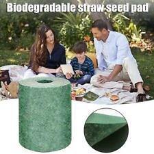 Biodegradable Grass Seed Mat Fertilizer Garden Picnic 20*300cm BEST
