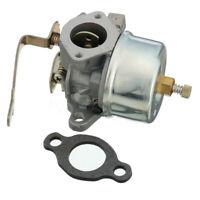 Carburetor For Tecumseh Carb 631918 HS40 4HP HS50 5HP Engine Lawn Free