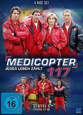 Medicopter 117 - Staffel 5, Folge 47-60 (4 Disc Set) von ... | DVD | Zustand gut