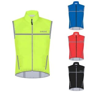 Proviz Classic Men's Hi Viz Reflective Cycling Vest Hi Visibility