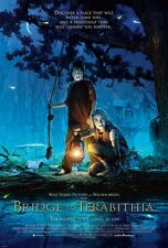 Bridge To Terabithia movie poster - Josh Hutcherson poster - 11 x 17 inches