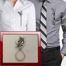 Artists Palette R109 Pewter Pin Brooch Drop Hoop Holder For Glasses,Pen