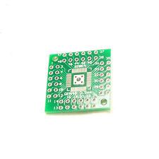 50pcs PCB Adapter Plate QFN44 CONVERT DIP44 0.5mm QFP44 LQFP48 QFN48 CONVERT DIP