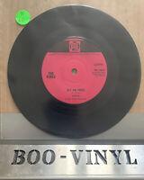 "The Kinks - Set Me Free / I Need You 7"" Vinyl 1965 PYE Records 7N.15854 NR MINT"