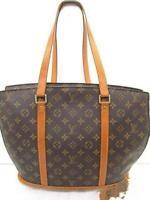 LOUIS VUITTON M51102 Monogram Babylone Shoulder Hand Bag Used