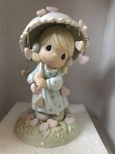 """precious moments"""" Kind Hearts Sens Showers Of Love"""" Brand New"""