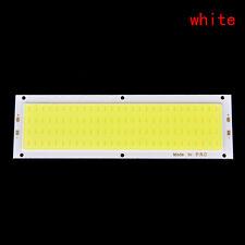 1000LM 10W COB LED Strip Light High Power Lamp Chip Warm/Cool White 12V-24V PL
