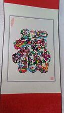 CHINESE HANGING SCROLL ART COLORFUL ORIGINAL BOX