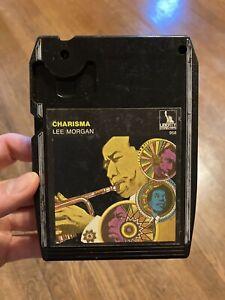 Lee Morgan - Charisma 1969 Liberty 8958 Rare 8-Track Tape Jazz