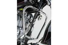 377-054-PW Fehling Crashbar , Suzuki GZ 125 Marauder