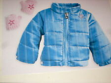 NEW American Girl - Puffy Winter Jacket & Gloves