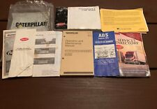 2006 Peterbilt Conventional And Coe Model Truck With Cat Engine Owners Manual