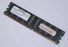 512mb república democrática alemana pc2100 memoria RAM Memory Infineon hys64d64020gu-7-a (m2)