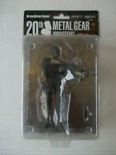 UDF Metal Gear Solid collection Snake MGS 4 Octocamo face mask Ver action figure