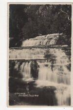 Cascades Belmore Falls Australia Vintage RP Postcard  262a