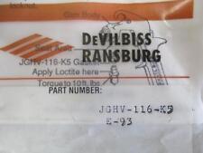 DeVilbiss Gaskets Jghv-116-K5 E-93