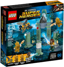 LEGO DC Super Heroes - 76085 Das Kräftemessen um Atlantis / Battle of - Neu OVP