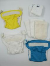 Multi Brand Baby Unisex Cloth Reusable Nappies Diapers Liners Multi Size