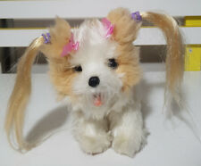 FURREAL FRIENDS PUPPY DOG PLUSH TOY! FLUFFY SOFT TOY ABOUT 17CM TALL KIDS TOY!