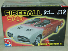 AMT Barris Kustom FIREBALL 500 Barracuda Model Kit