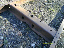 MODEL A FRAME middle crossmember  HOT RAT ROD FORD FLATHEAD V8
