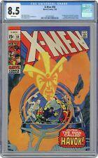 Uncanny X-Men #58 CGC 8.5 1969 2014453020