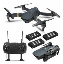 Eachine E58 Drohne x Pro Drohne Selfi WIFI mit 1080 HD Kamera Quadcopter 4 * Bat