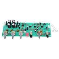 HIFI Preamp Tone Board Bass Treble Volume Control Pre-amplifier Board