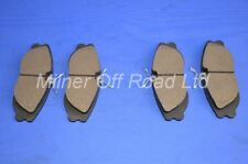 Brake Pads Front for Nissan Terrano 2.7td 4x4 1993->