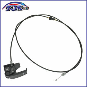 NEW HOOD RELEASE CABLE W/HANDLE FOR CHEVROLET TRAILBLAZER ASCENDER 9-7X SUV
