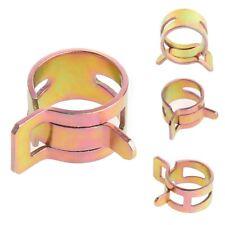 Collier de Serrage Durite Ressort Essence Rigide Circlip Acier Zingué 5mm à 15mm