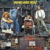 THE WHO - WHO ARE YOU (LP)  VINYL LP NEU