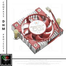 Ventola con dissipatore 40x40x10mm 12V estrusore stampante 3D