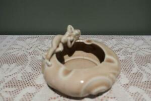 Vintage Nude / Naked Lady / Woman Ashtray - Japan - Good Cond