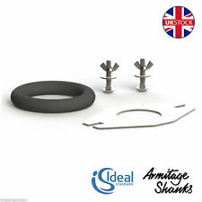 Close Coupling Kit Toilet Plate Ideal Standard Washer Rubber Doughnut