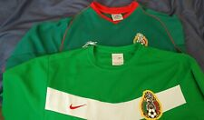 Nike / Atletica Mexican National Soccer / Football Fan Performance Shirts