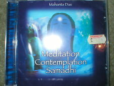 Meditation Contemplation Samadhi. Mahanta Das.Meditation / Relaxation CD. Mantra