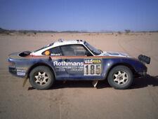 Gunze Sangyo 1/24 Porsche 959 Paris Dakkar Rally version