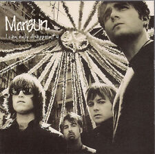 Mansun I Can Only Disappoint U CD2 with exclusive bonus tracks UK CD Single